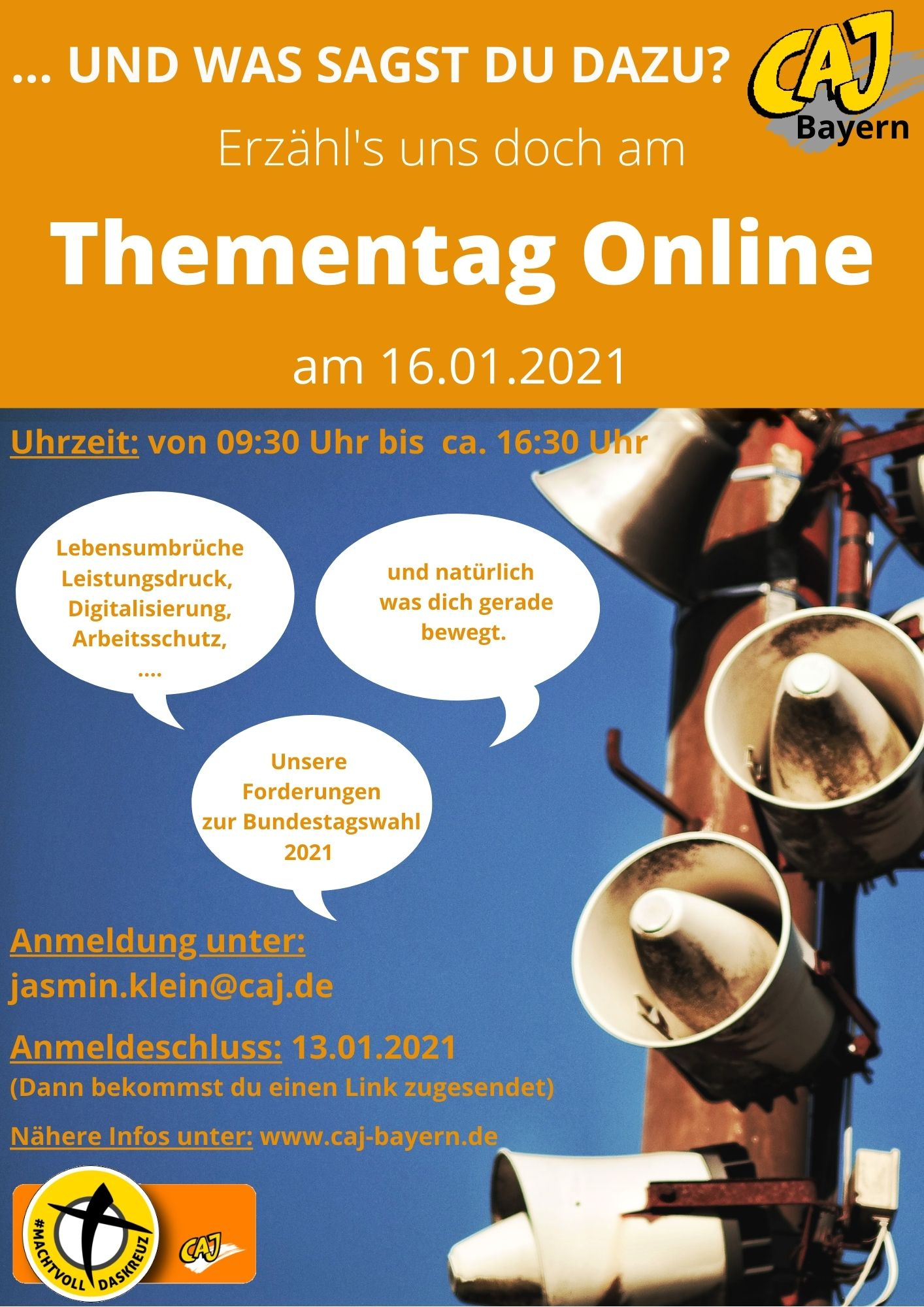 2020 12 08 Flyer Thementag